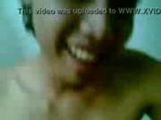 แฟนหนุ่มอดใจไม่ไหวรอแฟนอ่าบน้ำก่อนนอนจะได้เยิบกันเดินถ่าย Vedio แล้วตั้งกล้องเยิบกันสุดเสียว