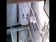 แหม่จัดไปครับ สายซุ่มก็มา Clip หลุดแอบถ่ายพี่สาวตัวเองในห้องน้ำอย่างแจ่มตูดขาว ๆ มากอีกแล้ว