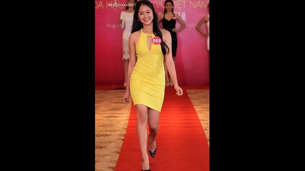 Top 10 Miss Universe 2015 น้อง VO HONG NGOC HUEฉบับรวมไฟล์ เด็ดๆ เห็นหน้าชัดๆ