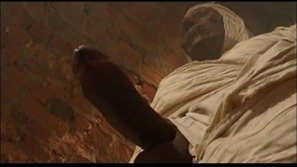 หนังโป๊ฝรั่ง ล้อเลียนอินเดียน่าโจน เย็ดกับมัมมี่นมโต ขาวๆ ลีลาเด็ดมากๆ โคตรเสียว 18+